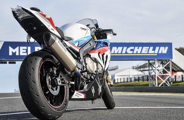 Michelin Llanta Moto